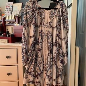 Free People Dress Size Large